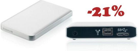 Externe Festplatte mit USB 3.0