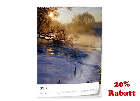 Fotokalender günstig