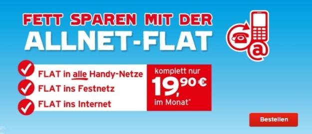 Günstige-Allnet-Flat