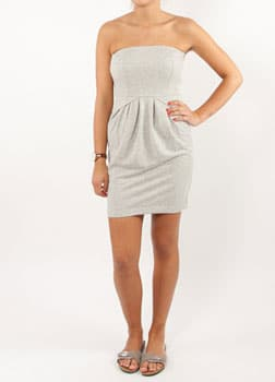 Meli-dress-grey