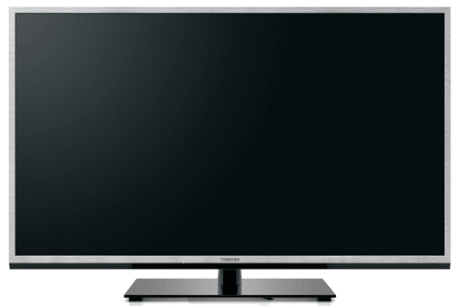 toshiba fernseher 40 zoll 3d led tv inkl 3d brille. Black Bedroom Furniture Sets. Home Design Ideas