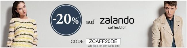 Zalando Gutscheincode
