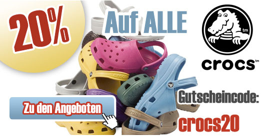 Crocs günstig kaufen