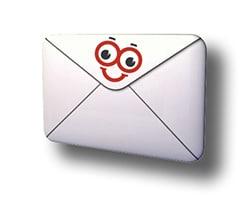 Danke E-Mail