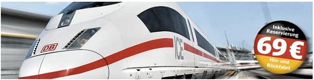 Deutsche Bahn Angebote