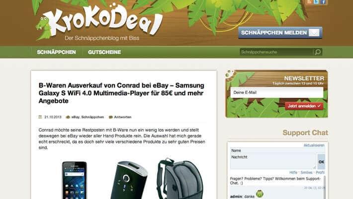 Krokodeal.net
