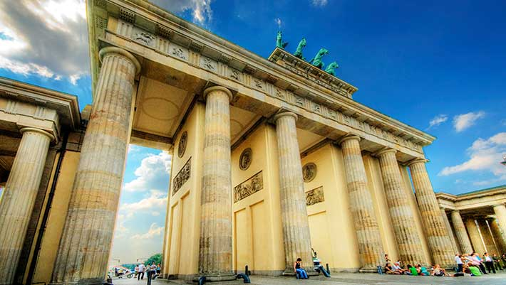 Kurzurlaub in Berlin Brandenburger Tor