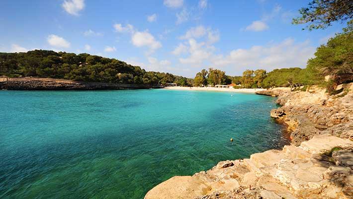 Mallorca Urlaub Cala Mondrago