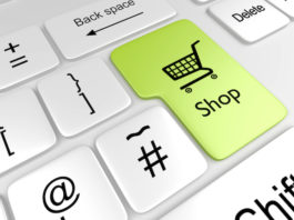Online Shopping - Keyboard
