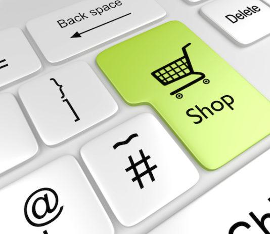 Online Shopping - Keyboard