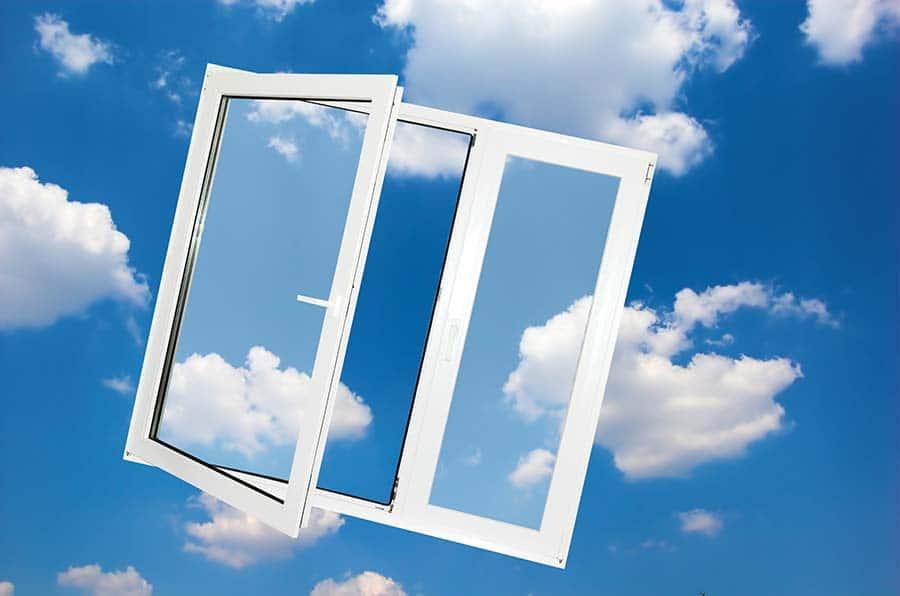 Fenster im Himmel