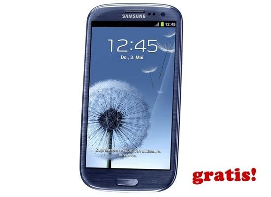Samsung Galaxy S3 günstig